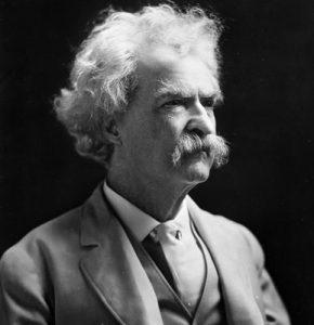 Unique dog names: Bark Twain