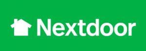 Nextdoor listing site